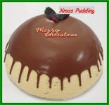 Large Grand Marnier Xmas Pudding
